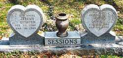 SESSIONS, JAMIE ORRIN - Boone County, Arkansas | JAMIE ORRIN SESSIONS - Arkansas Gravestone Photos