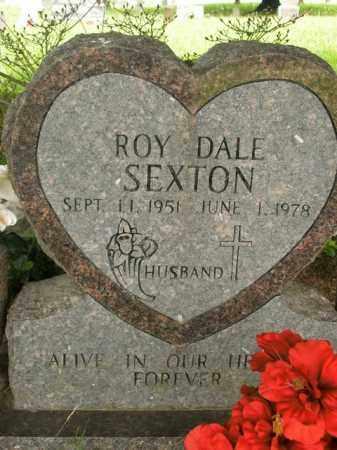 SEXTON, ROY DALE - Boone County, Arkansas | ROY DALE SEXTON - Arkansas Gravestone Photos
