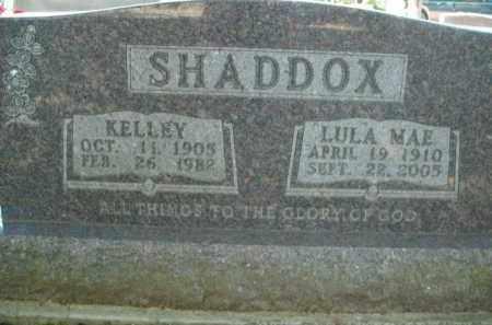 SHADDOX, LULA MAE - Boone County, Arkansas | LULA MAE SHADDOX - Arkansas Gravestone Photos