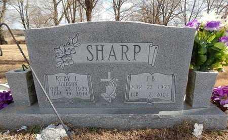 SHARP, J. B. - Boone County, Arkansas | J. B. SHARP - Arkansas Gravestone Photos