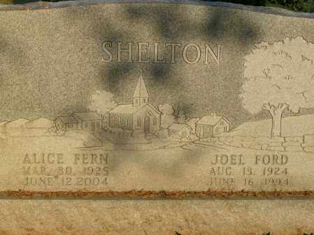 SHELTON, ALICE FERN - Boone County, Arkansas | ALICE FERN SHELTON - Arkansas Gravestone Photos