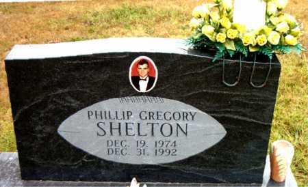 SHELTON, PHILLIP GREGORY - Boone County, Arkansas | PHILLIP GREGORY SHELTON - Arkansas Gravestone Photos