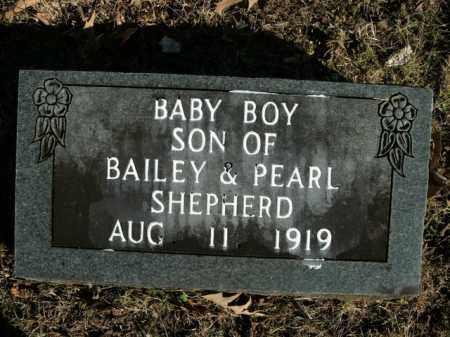 SHEPHERD, SON - Boone County, Arkansas | SON SHEPHERD - Arkansas Gravestone Photos