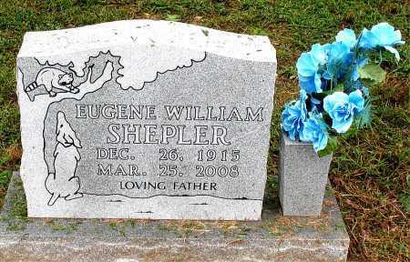 SHEPLER, EUGENE WILLIAM - Boone County, Arkansas   EUGENE WILLIAM SHEPLER - Arkansas Gravestone Photos