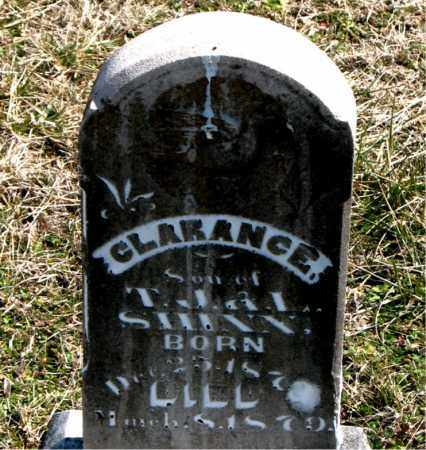 SHINN, CLARENCE - Boone County, Arkansas   CLARENCE SHINN - Arkansas Gravestone Photos