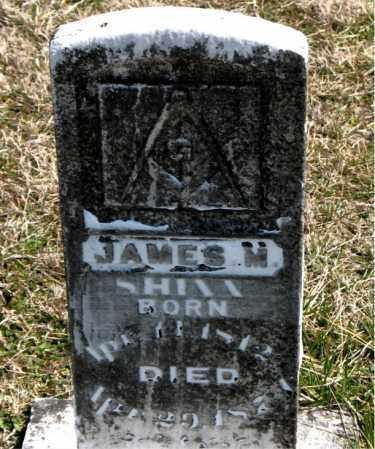 SHINN, JAMES  M. - Boone County, Arkansas | JAMES  M. SHINN - Arkansas Gravestone Photos