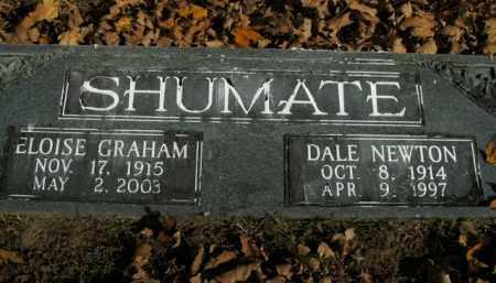 SHUMATE, DALE NEWTON - Boone County, Arkansas | DALE NEWTON SHUMATE - Arkansas Gravestone Photos