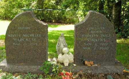 SIMKINS, MADISYN PAIGE - Boone County, Arkansas   MADISYN PAIGE SIMKINS - Arkansas Gravestone Photos