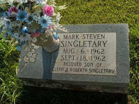 SINGLETARY, MARK STEVEN - Boone County, Arkansas | MARK STEVEN SINGLETARY - Arkansas Gravestone Photos