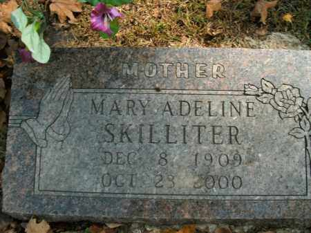 SKILLITER, MARY ADELINE - Boone County, Arkansas   MARY ADELINE SKILLITER - Arkansas Gravestone Photos