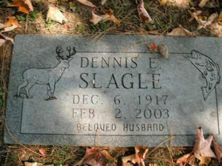 SLAGLE, DENNIS E. - Boone County, Arkansas | DENNIS E. SLAGLE - Arkansas Gravestone Photos