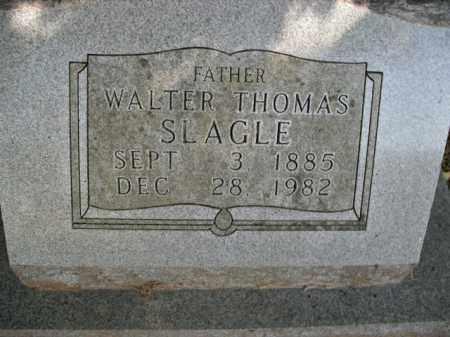 SLAGLE, WALTER THOMAS - Boone County, Arkansas   WALTER THOMAS SLAGLE - Arkansas Gravestone Photos
