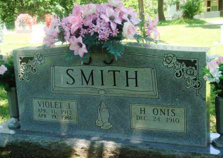 SMITH, VIOLET I - Boone County, Arkansas   VIOLET I SMITH - Arkansas Gravestone Photos