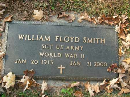SMITH  (VETERAN WWII), WILLIAM FLOYD - Boone County, Arkansas | WILLIAM FLOYD SMITH  (VETERAN WWII) - Arkansas Gravestone Photos