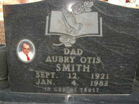 SMITH, AUBRY OTIS - Boone County, Arkansas | AUBRY OTIS SMITH - Arkansas Gravestone Photos