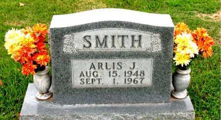 SMITH, ARLIS J - Boone County, Arkansas   ARLIS J SMITH - Arkansas Gravestone Photos