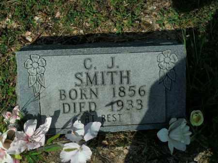 SMITH, C.J. - Boone County, Arkansas | C.J. SMITH - Arkansas Gravestone Photos