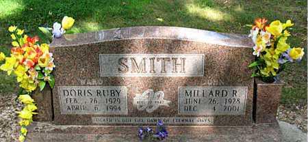 SMITH, MILLARD R - Boone County, Arkansas | MILLARD R SMITH - Arkansas Gravestone Photos