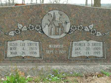SMITH, HOMER D. - Boone County, Arkansas | HOMER D. SMITH - Arkansas Gravestone Photos