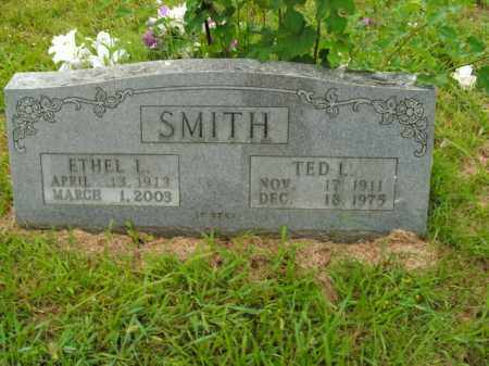 SMITH, TED L. - Boone County, Arkansas | TED L. SMITH - Arkansas Gravestone Photos