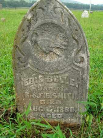 SMITH, EDIE BELLE - Boone County, Arkansas | EDIE BELLE SMITH - Arkansas Gravestone Photos