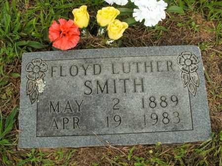 SMITH, FLOYD LUTHER - Boone County, Arkansas | FLOYD LUTHER SMITH - Arkansas Gravestone Photos