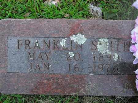 SMITH, FRANKLIN - Boone County, Arkansas   FRANKLIN SMITH - Arkansas Gravestone Photos