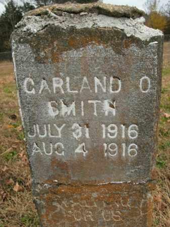 SMITH, GARLAND OWEN - Boone County, Arkansas   GARLAND OWEN SMITH - Arkansas Gravestone Photos