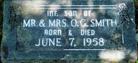 SMITH, INFANT SON - Boone County, Arkansas | INFANT SON SMITH - Arkansas Gravestone Photos