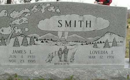 SMITH, JAMES L. - Boone County, Arkansas   JAMES L. SMITH - Arkansas Gravestone Photos
