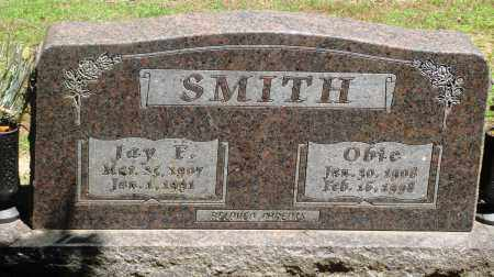 SMITH, JAY FRANK - Boone County, Arkansas | JAY FRANK SMITH - Arkansas Gravestone Photos