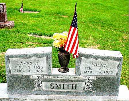 DAVIS SMITH, WILMA - Boone County, Arkansas | WILMA DAVIS SMITH - Arkansas Gravestone Photos