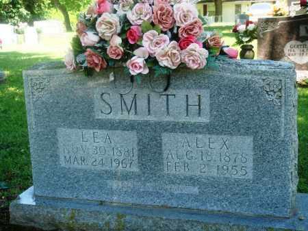 SMITH, ALEX - Boone County, Arkansas | ALEX SMITH - Arkansas Gravestone Photos