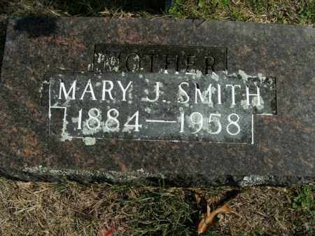 HARRIS SMITH, MARY J. - Boone County, Arkansas | MARY J. HARRIS SMITH - Arkansas Gravestone Photos