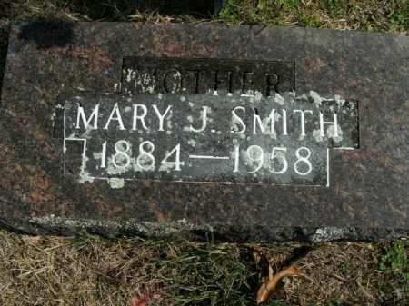 SMITH, MARY JANE - Boone County, Arkansas | MARY JANE SMITH - Arkansas Gravestone Photos