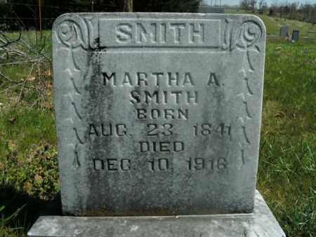 SMITH, MARTHA A. - Boone County, Arkansas | MARTHA A. SMITH - Arkansas Gravestone Photos