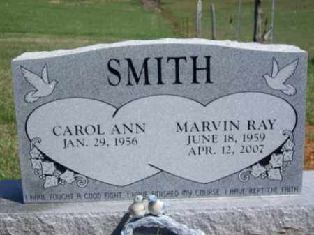 SMITH, MARVIN RAY - Boone County, Arkansas | MARVIN RAY SMITH - Arkansas Gravestone Photos