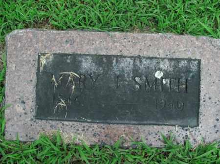 SMITH, MARY I. - Boone County, Arkansas   MARY I. SMITH - Arkansas Gravestone Photos