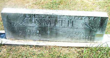 SMITH, MILDRED - Boone County, Arkansas   MILDRED SMITH - Arkansas Gravestone Photos