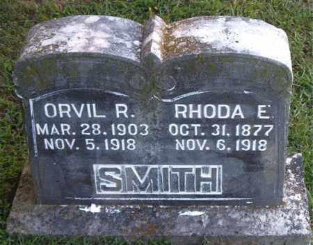 SMITH, ORVIL  R. - Boone County, Arkansas | ORVIL  R. SMITH - Arkansas Gravestone Photos