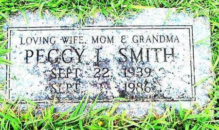 SMITH, PEGGY  L. - Boone County, Arkansas | PEGGY  L. SMITH - Arkansas Gravestone Photos