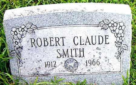 SMITH, ROBERT CLAUDE - Boone County, Arkansas | ROBERT CLAUDE SMITH - Arkansas Gravestone Photos