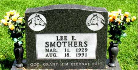 SMOTHERS, LEE - Boone County, Arkansas | LEE SMOTHERS - Arkansas Gravestone Photos