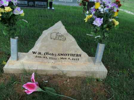 "SMOTHERS, W.R. ""BOB"" - Boone County, Arkansas   W.R. ""BOB"" SMOTHERS - Arkansas Gravestone Photos"