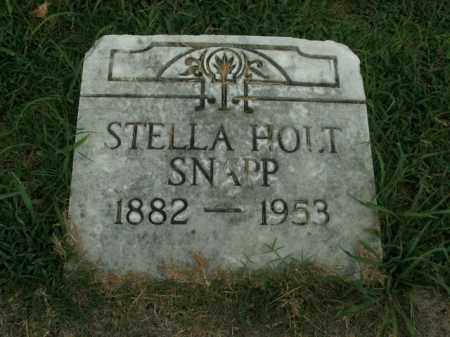 SNAPP, STELLA - Boone County, Arkansas | STELLA SNAPP - Arkansas Gravestone Photos