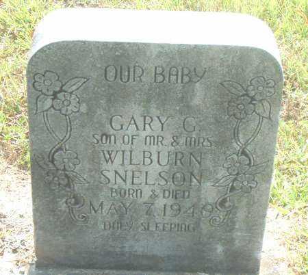 SNELSON, GARY G. - Boone County, Arkansas   GARY G. SNELSON - Arkansas Gravestone Photos