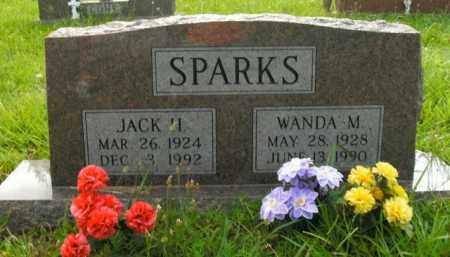 SPARKS, JACK H. - Boone County, Arkansas | JACK H. SPARKS - Arkansas Gravestone Photos