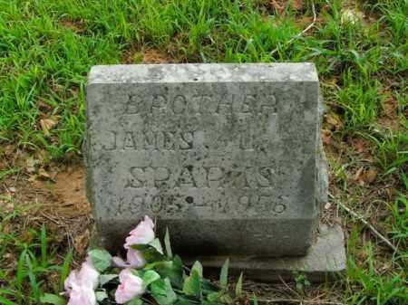 SPARKS, JAMES LEWIS - Boone County, Arkansas   JAMES LEWIS SPARKS - Arkansas Gravestone Photos