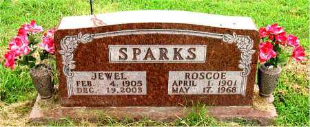 FULTZ SPARKS, JEWEL - Boone County, Arkansas | JEWEL FULTZ SPARKS - Arkansas Gravestone Photos