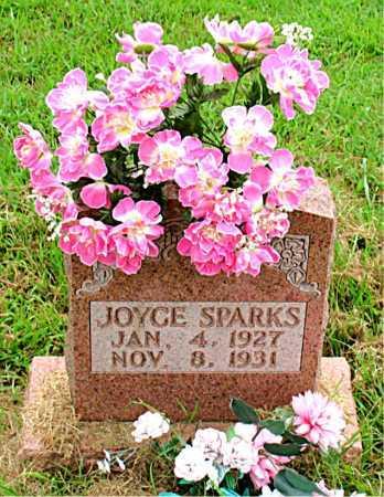 SPARKS, JOYCE - Boone County, Arkansas | JOYCE SPARKS - Arkansas Gravestone Photos